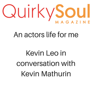 Kevin Mathurin  Quirky Soul Magazine's Podcast #1