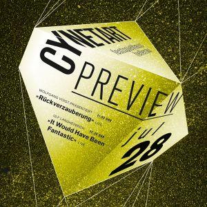 CYNETART 2012 Preview Mix by Scherbe