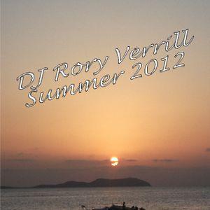 DJ Rory Verrill Summer 2012