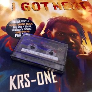 When KRS ONE got into it with Tim Westwood.....August 1997