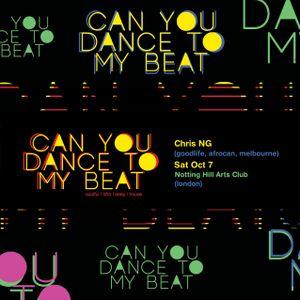 Chris NG live at CYDTMB London 7 Oct 17 pt 2