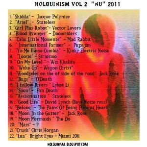 "Holguinism Vol14 (nu -2)  ""Transitions"""