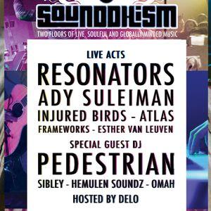 Sounddhism podcast #11 - Pedestrian