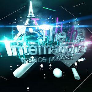 Diego Diaz - The International Trance Podcast Episode #15