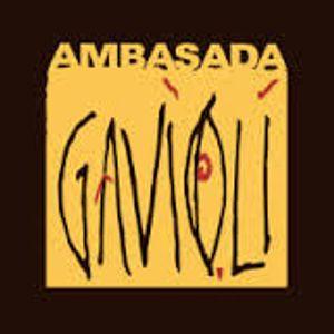 Eddy The Fish & Ralf Manuel & MC Alex Donati - Live Ambasada Gavioli