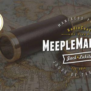 Meeple Maniacs #064- Lançamentos, Notícias e Sorteio para os Padrinhos