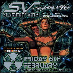 Randall w. Stevie Hyper D, Fearless & Skibadee @ Slammin Vinyl - 06.02.1998