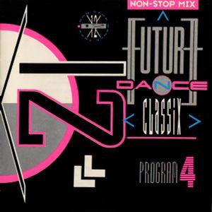 Future Dance Classix Program 4 (1991) non-stop dance trax