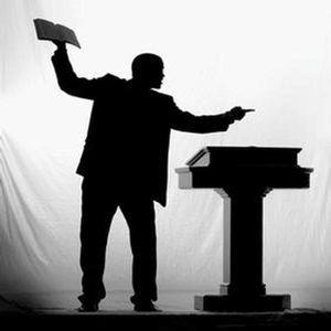 October 16, 2016. Pastor Rob Brooks