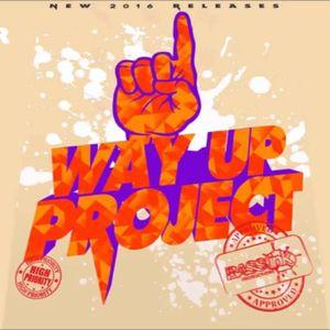WAY UP PROJECT RIDDIM MIX (SOCA) // KRUNKMASTER DJ SLIK