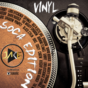 Vinyl:  The Soca Edition