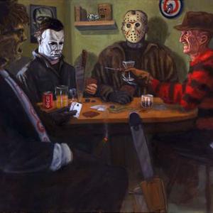 Figure -The 4 Legendary Killers Of Horror [MIX BY DJ VIRUS]
