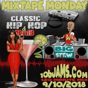 Dj Big Stew - Mixtape Monday91018