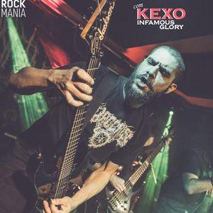 Rock Mania #407 - com Kexo, da Infamous Glory - 03/05/20