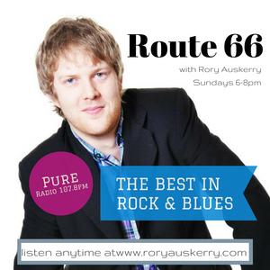 Route 66 Radio Show (28/06/15) Featuring 68-75, Bart Walker, Jo Harman & Samantha Fish.