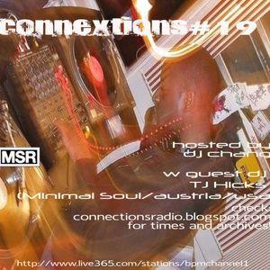 Connextion Radio #19 (feat. TJ Hicks)