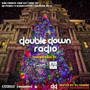 DoubleDown Radio - Episode 030 - DJ Exodus & DJ EarwaxXx