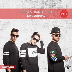 Heroes Radioshow #148