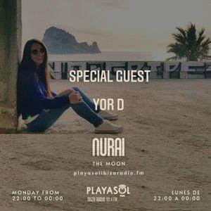 12.07.21 THE MOON - NURAI & YOR D
