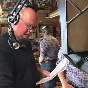 RADIO CIRCULAIR : BAS LUITING @ RARARADIO 04-07-2019
