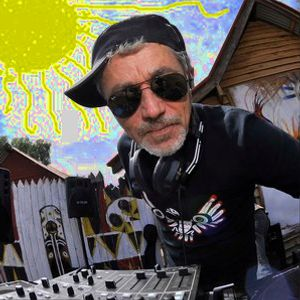 Sun is shining - chill out Don Peyote style june 2015