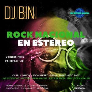 Dj Bin - Rock Nacional En Estereo