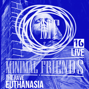Apex Sphere - MINIMALFRIENDS video podcast & Euthanasia THE RAVE LIVE [(Pub Brugge ) Minsk,BY]