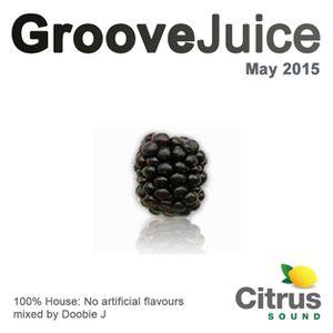Groove Juice Blackberry - May 2015