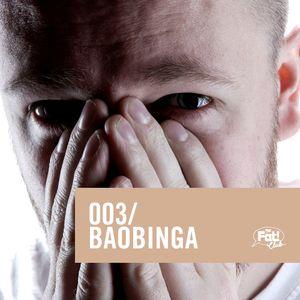 Baobinga - The Fat! Club Mix 003
