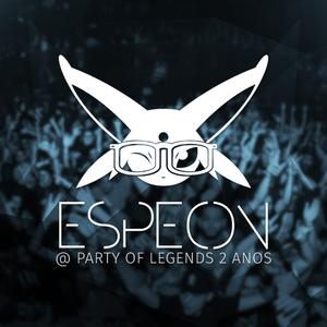 Espeon - Party of Legends 2 Anos @ Fabrique