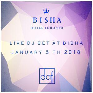 LIVE AT BISHA HOTEL JANUARY 5TH PART 01| 2018 BY DAF