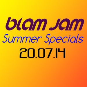 """Blam Jam-Soul Rhythms - Show 199: """"A Different Spin On It"""" - 17.08.14"""