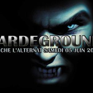 HARDEGROUND HARDCORE MIX