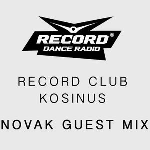 Kosinus @ Record Club #339 Novak Guest mix (22.09.16)