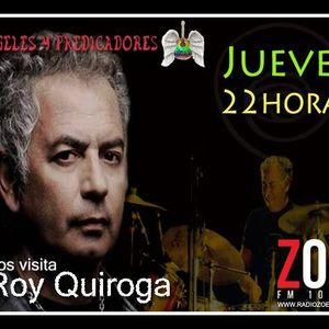 """""""A&P"""". Entrevista a Roy Quiroga..."""