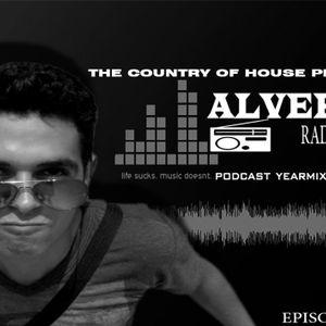 Alveron Dj - The Country of House -E#3 ---podcast Yearmix 2014 -part1-