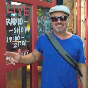 Tiger Grooves Bar 68 DGTL Festival Warm Up Live Barcelona City FM Radio Show  11/08/2016