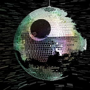 The Disco Deathball Star Attack!