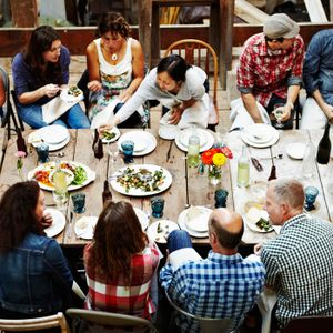 Dinner Table Missions: Redeeming the world one meal at a time