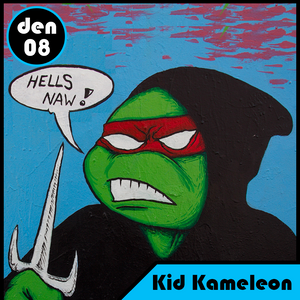 The Den Podcast 08 - Kid Kameleon