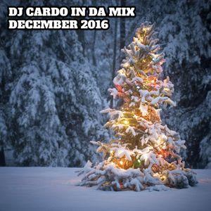 DJ Cardo In Da Mix December 2016