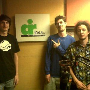 Black Athena on AIR 104.4 FM 22_05_2011 Pt. 2 Feat. Paul White & Mo Kolours