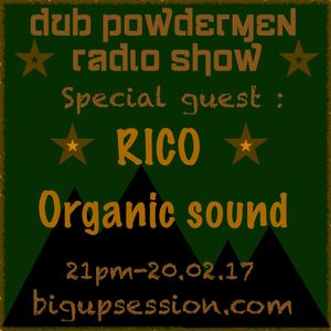 BIGUPSESSION #14 Rico Organic sound