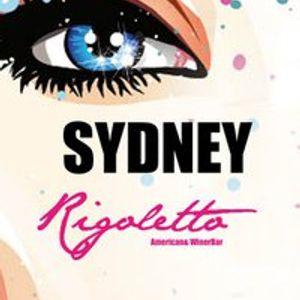 Sydney live @ Rigoletto_ Lignano