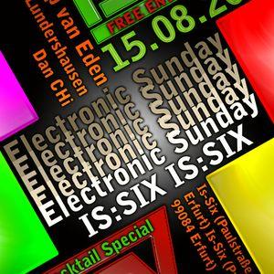 15-08-10 Electronic Sunday mit Dan Chi
