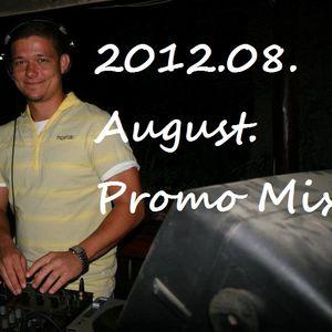 Dj Afus - 2012.08.August.Promo.Mix