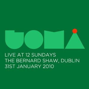 JOMA, 12 Sundays at The Bernard Shaw, 31st Jan