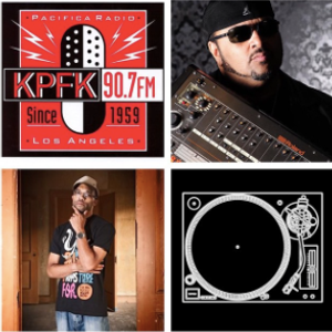 Adventures In Stereo (6-7-15) with guest THE EGYPTIAN LOVER