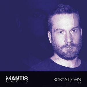 Mantis Radio 108 + Rory St John