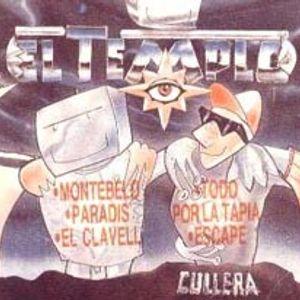 Discoteca El Templo (Cullera) 1991 - Chimo Bayo dj